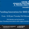 CAPPA Funding Innovation for SME Growth in association with the Hincks Centre