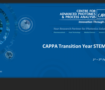 CAPPA Transition Year STEM Week 2021