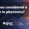 IPIC PIADS Centre for Doctoral Training Programme