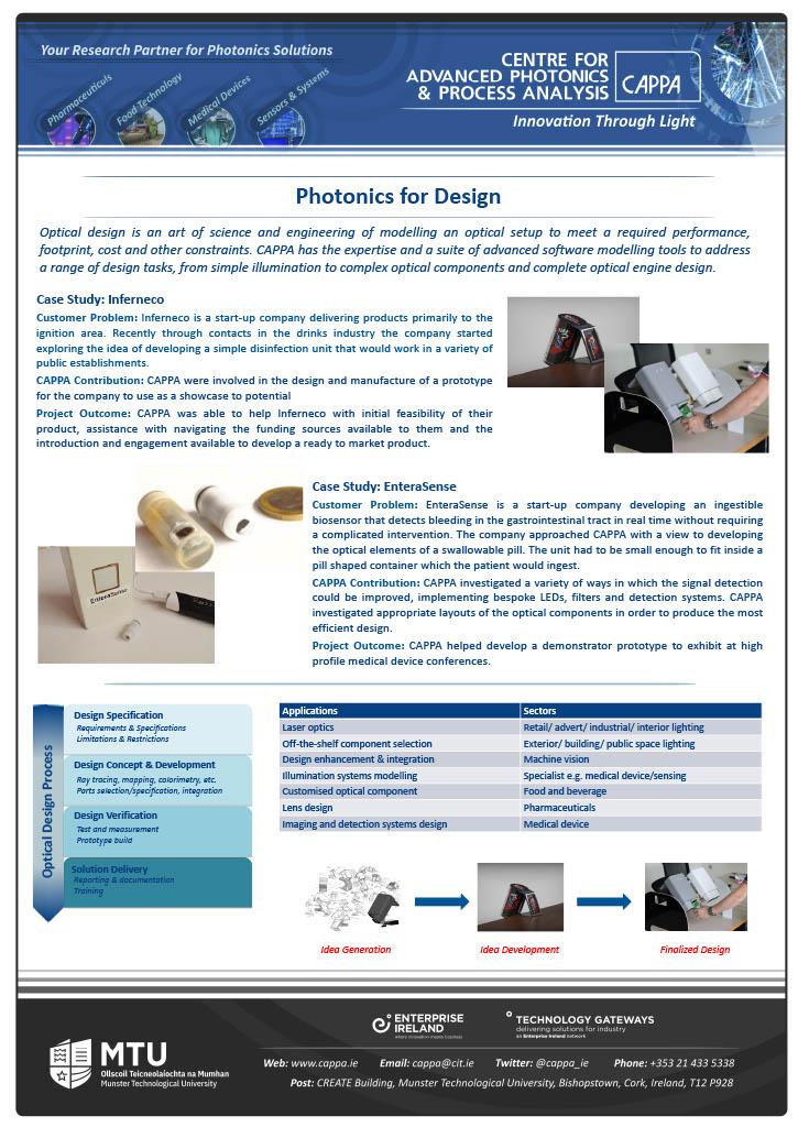 Photonics Applications - CAPPA
