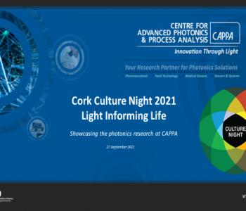 Cork Culture Night 2021